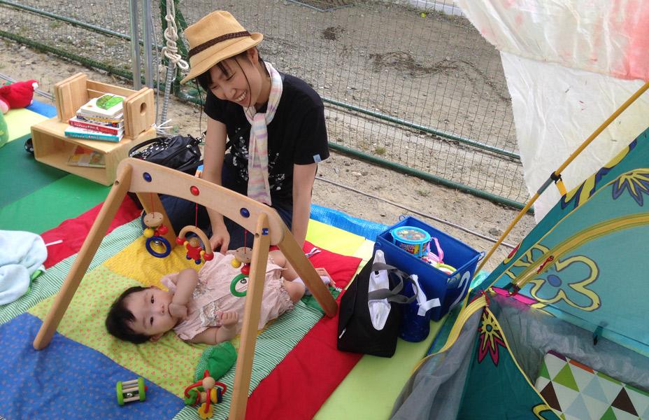 BABY&KIDSブース