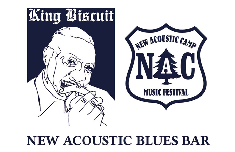 NEW ACOUSTIC BLUES BAR produced by KING BISCUIT