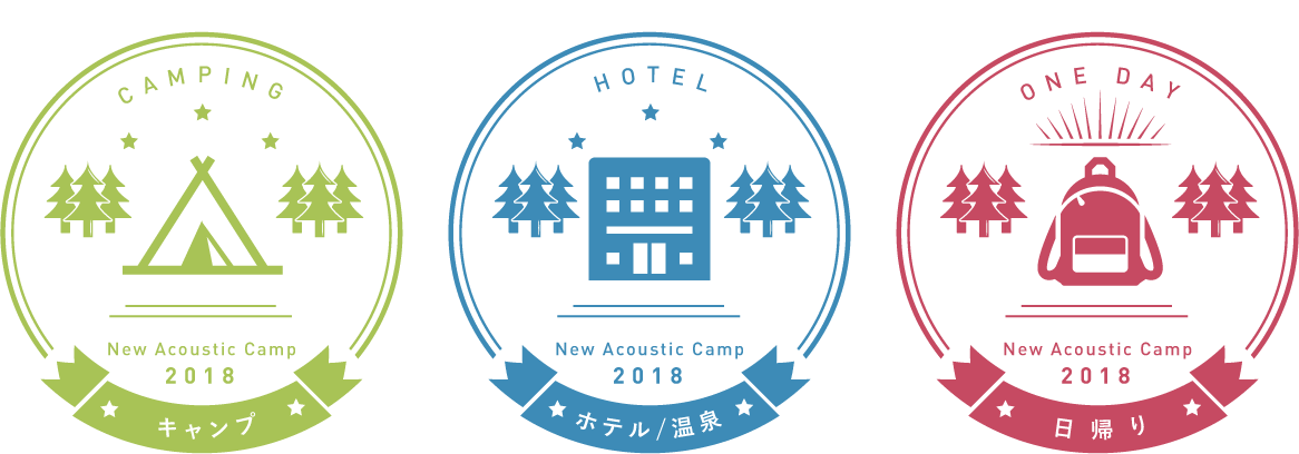 CAMPING HOTEL ONEDAY