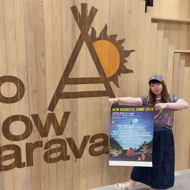 go slow caravan イオンモール新潟南店