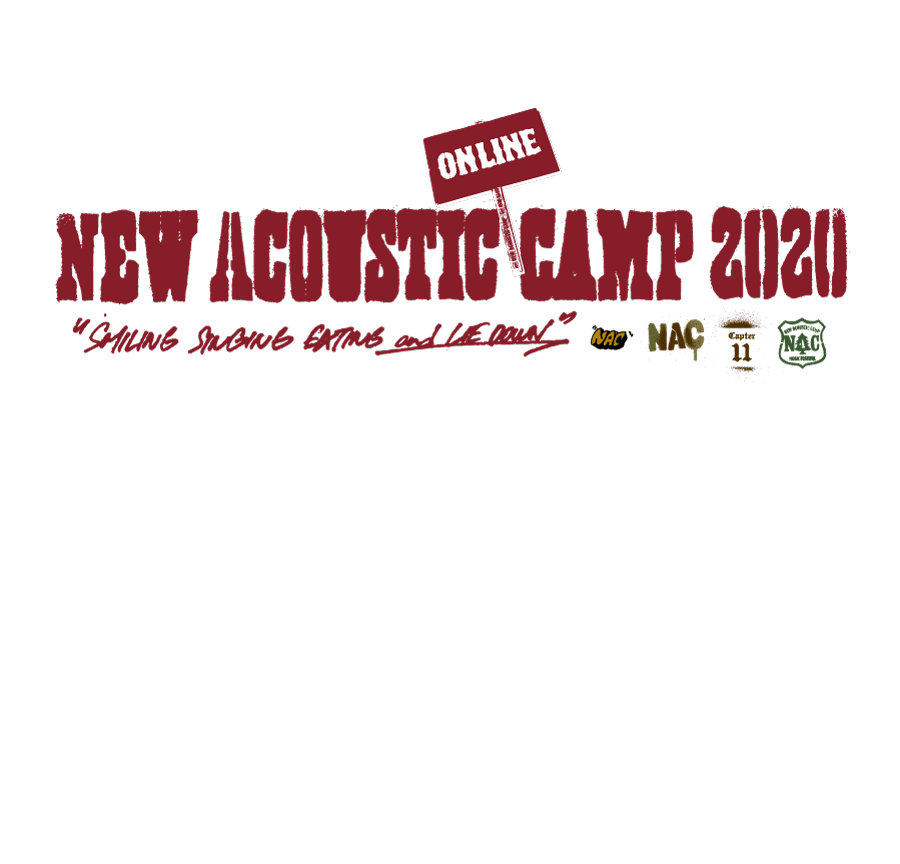 New Acoustic Online Camp 2020